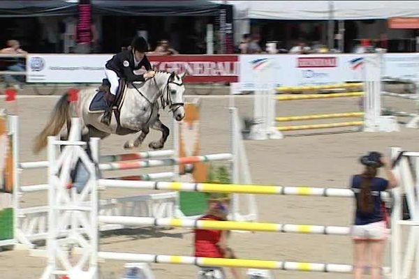 Les championnats de France à poney à Lamotte Beuvron