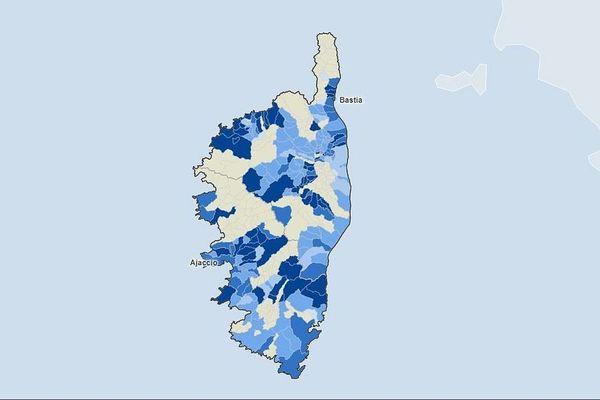 Face à la progression de l'épidémie, le gouvernement a étendu le couvre-feu à l'ensemble de la Corse.