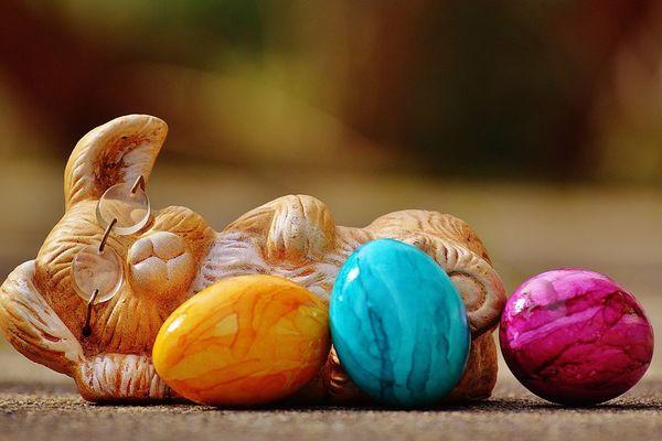 Détente et gourmandise sont à l'honneur en ce week-end de Pâques.