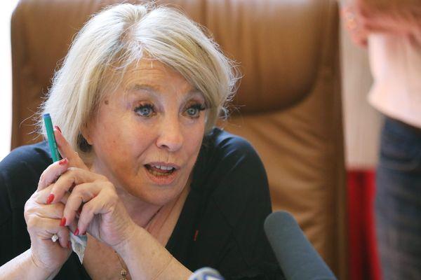 Maryse Joissains-Masini veut briguer un 4ème mandat aux municipales de 2020