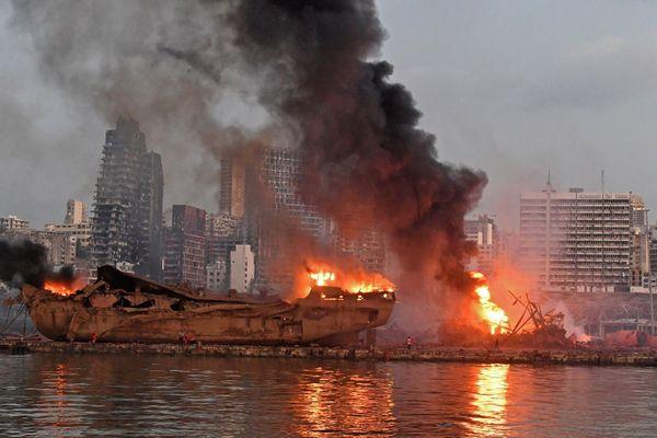 À Beyrouth, une explosion a balayé la ville et causé la mort de plus de 100 personnes. En cause, le nitrate d'ammonium stocké dans le port