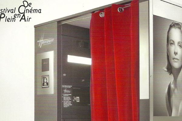 La cabine photo du Studio-Harcourt vous transforme en star