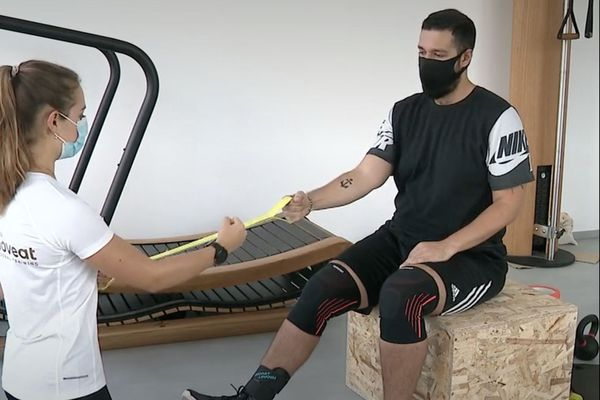 Cette salle de sport de Metz est ouverte aux personnes munies d'une ordonnanced'activité physique adaptée (APA)