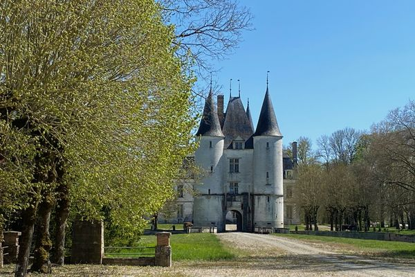Le château a été vendu 675.000 euros.