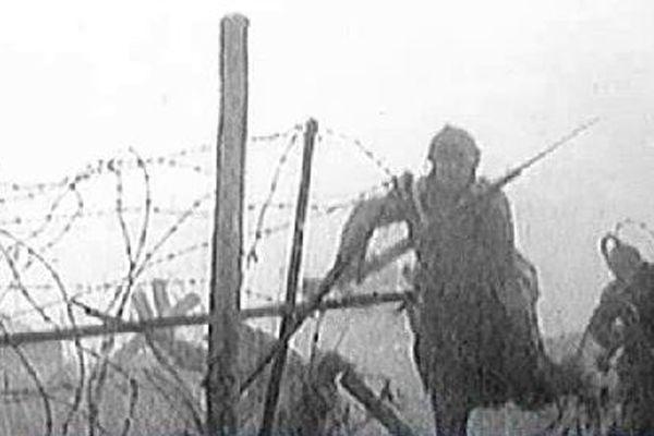 L'horreur de la guerre, racontée par André Pézard.