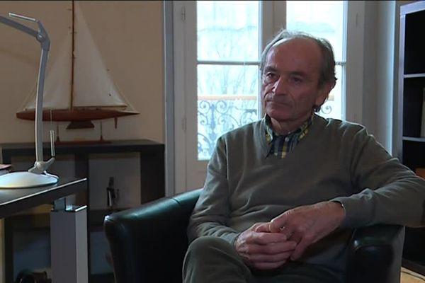 Le bordelais Jean-Pierre Guyomarc'h n'a toujours pas eu de réponse de la justice sur l'accident dont il a été victime.