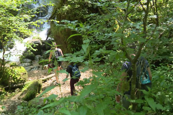 Promenade au Val de Consolation dans le Doubs