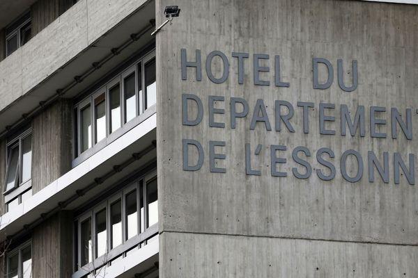 L'Hotel du département de l'Essonne. (Photo d'illustration).
