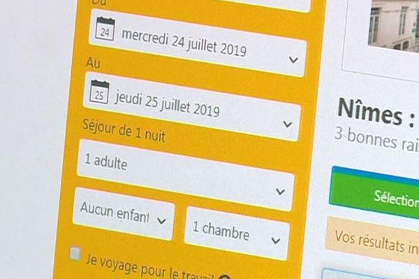 Nîmes - 95% des hôtels affichent complets malgré une hausse considérable des tarifs - 22 juillet 2019