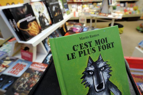 Dans une librairie jeunesse (Archives 2012)