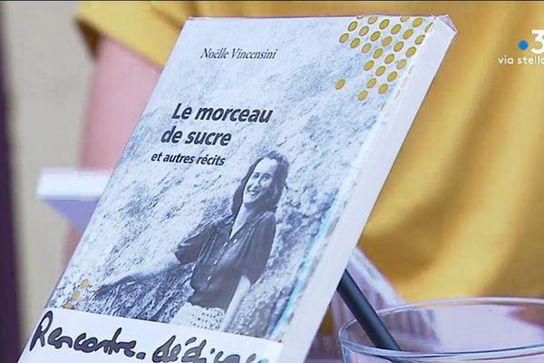 """Livre – """"Le morceau de sucre et autres récits"""" de Noëlle Vincensini (Albiana)"""