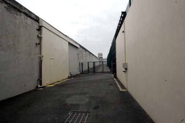 La prison de Bapaume.
