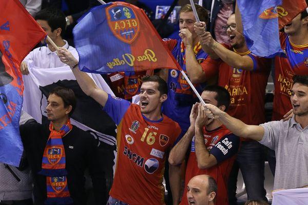 ILLUSTRATION - 300 supporters du GFCA Volley sont attendus à Paris-Coubertin pour la finale de la coupe de France