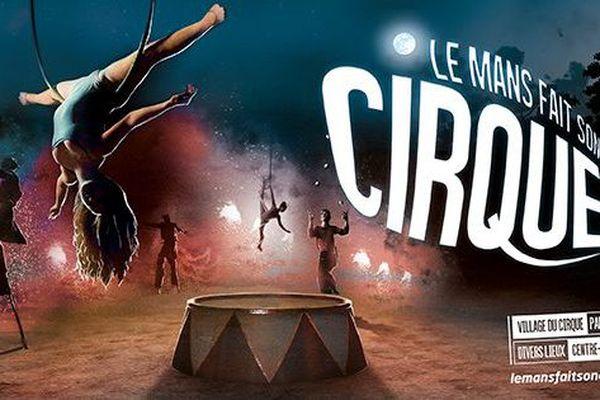 Pour son édition 2018, le festival de cirque contemporain va se déployer dans le centre-ville du Mans.