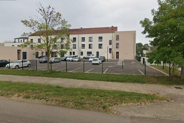 L'EHPAD Saint-Vincent de Paul à Vignoles