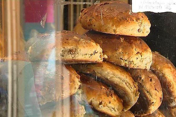 Tradition de la Toussaint, le pain de Bonifacio ou pain des morts