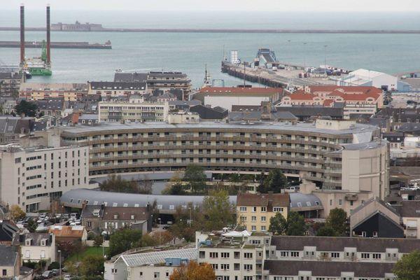 Hôpital de Cherbourg