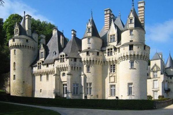 Château d'Ussé (Indre-et-Loire)