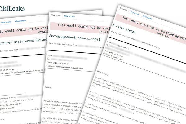 Des correspondances concernant Jean-Louis Fousseret parmi les 21075 emails publiés par WikiLeaks