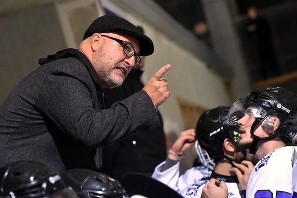 Luciano Basile est remercié après 5 années et 3 titres avec les Rapaces de Gap