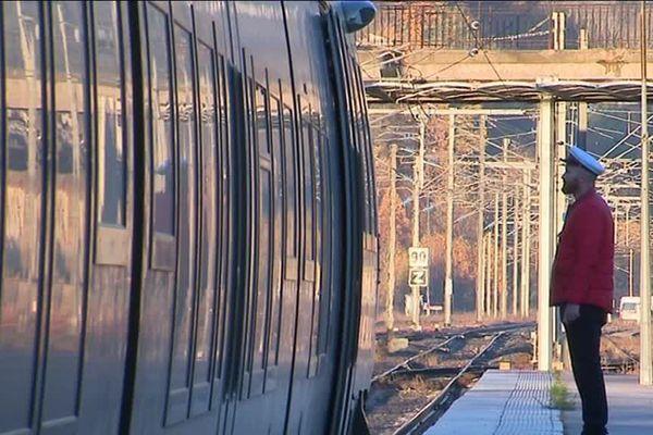La ligne Épinal-Saint-Dié-des-Vosges est fermée depuis le 23 décembre dernier.
