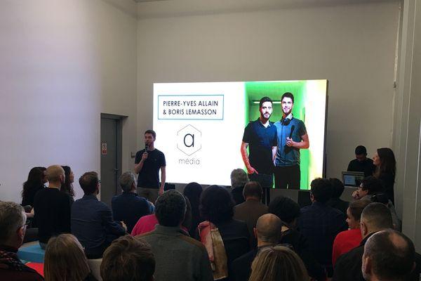 Présentation de la startup alvéole, promotion NMcube 2019