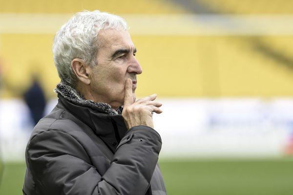 Raymond Domenech aurait été licencié par le FC Nantes