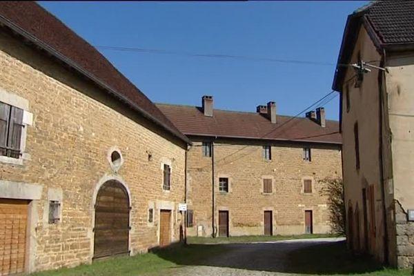 Les forges de Baudin à Toulouse-le-Château (39)