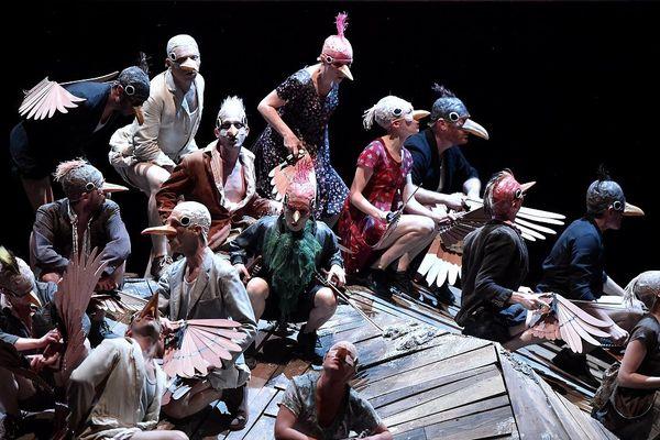 La pièce a été très peu jouée depuis sa création il y 2400 ans