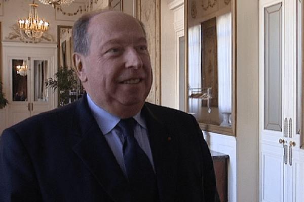 Michel Jau, nouveau préfet de région.