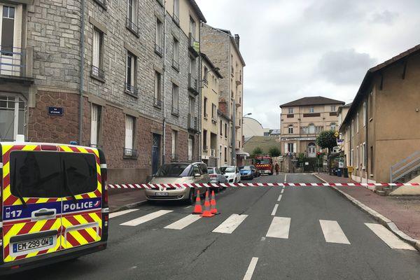 30 habitants d'immeubles adjacents évacués