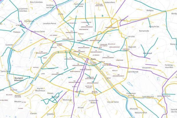 La plateforme lancée par la Région.