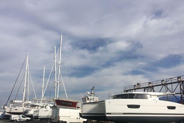 Le plateau nautique de La Rochelle