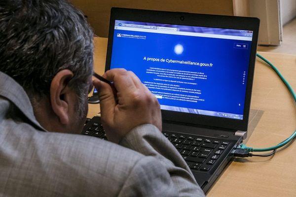 ILLUSTRATION. Si vous êtes victime d'attaque informatique, le site Cybermalveillance.gouv.fr peut vous aider. Décrivez votre situation pour que des spécialistes vous proposent une solution.