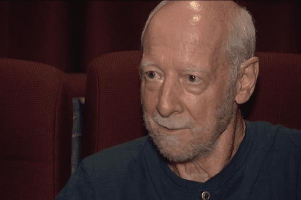 """Yves Paccalet, collaborateur du commandant Cousteau durant plus de 20 ans, était présent à Limoges pour l'avant-première de """"L'Odysée"""", le biopic consacré au célèbre marin."""
