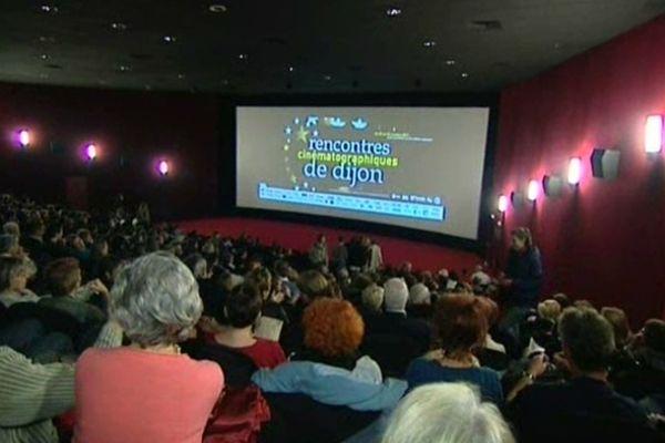 Les Rencontres Cinématographiques de Dijon (2011)