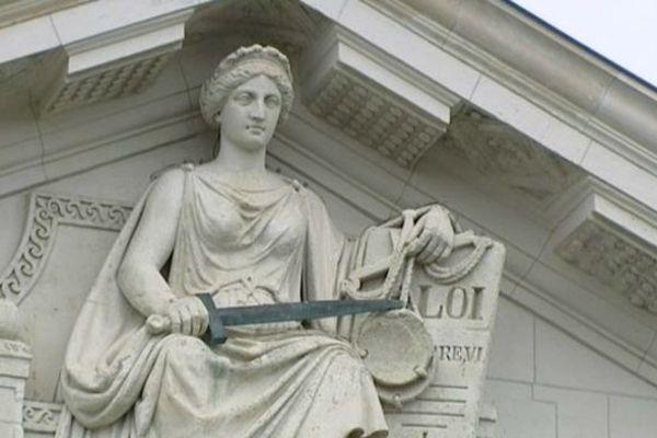 Palais de justice de Blois (Loir-et-Cher)