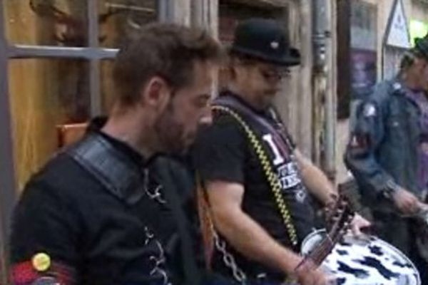 """Le traditionnel """"Jazz poursuite"""" dans les rues de Nancy, en prélude au NJP"""