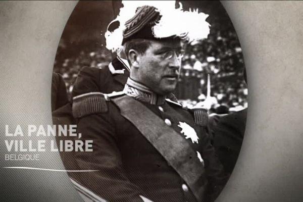 Le roi Albert pendant la guerre
