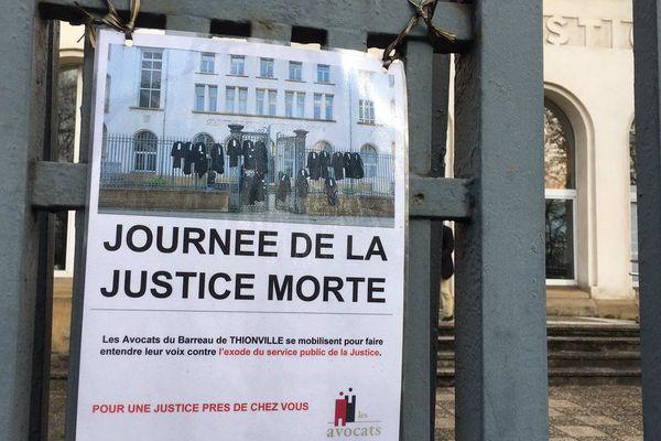 Le mardi 17, le jeudi 26 et le vendredi 27 seront également des jours sans justice.