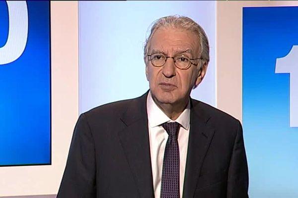 Pierre-Jean Lancry, Directeur Général de l'Agence Régionale de Santé de Basse-Normandie
