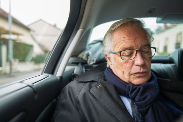 François Rebsamen, président du Grand Dijon et patron de la Fédération nationale des élus socialistes et républicains