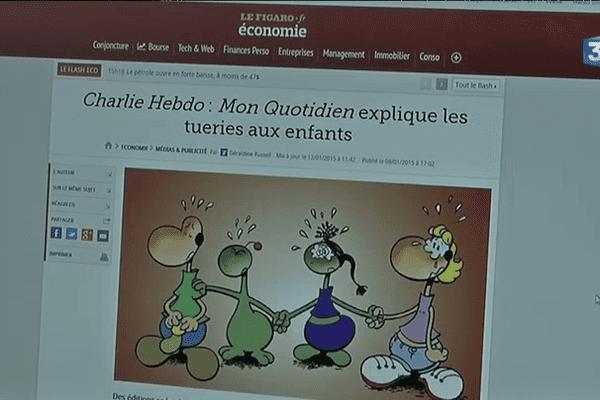 L'édition spéciale du Petit Quotidien du 9 janvier sur l'attentat Charlie Hebdo