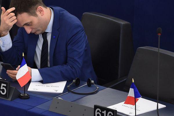 La nouvelle association de Florian Philippot ne plait pas aux cadres FN des Pays de la Loire.