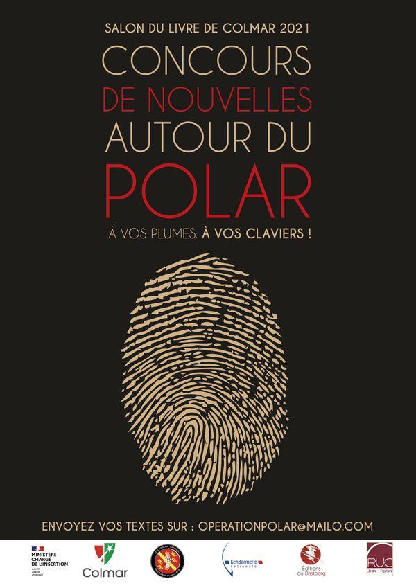 Concours de la gendarmerie : écrire une nouvelle policière de 20 pages maximum, ayant un lien avec un(e) gendarme, et se passant dans un lieu emblématique d'Alsace.