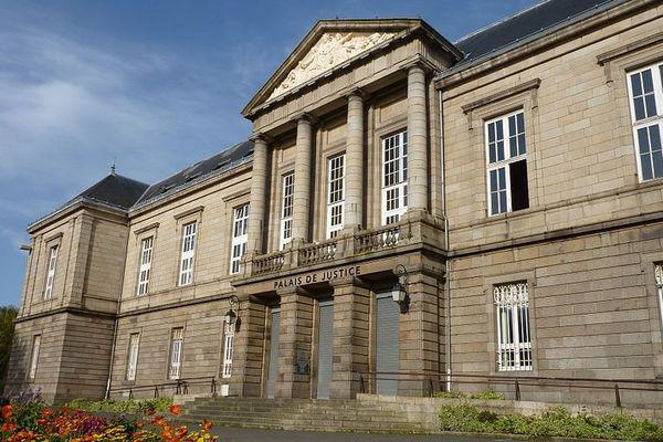 Le tribunal de Saint-Brieuc
