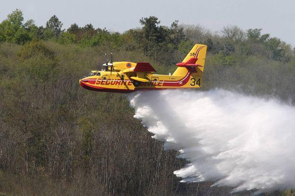 La Dordogne se situe au quatrième rang des départements français pour le nombre de départs de feux.