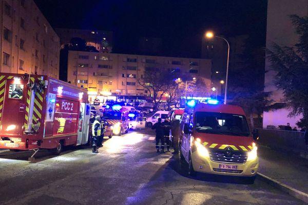 Mercredi 30 janvier, à Bastia, une fusillade a fait deux morts, dont le forcené, et cinq blessés.