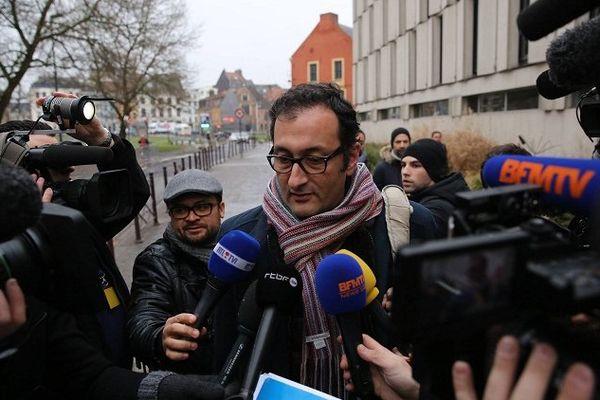 Me Emmanuel Daoud, avocat du Nid