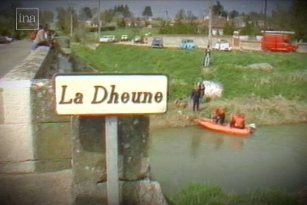 Le corps de Sylvie Aubert avait été retrouvé en 1987 dans la rivière La Dheune à Saint-Loup-de-la-Salle, en Saône-et-Loire.